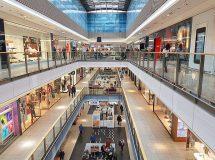 ניהול מרכז מסחרי