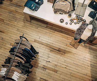הקמת חנות בגדים
